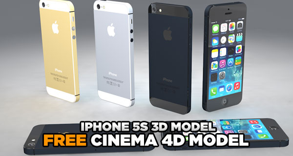 iphone 5s for free free iphone 5s 3d model cinema 4d 171 cinema 4d tutorials 14797