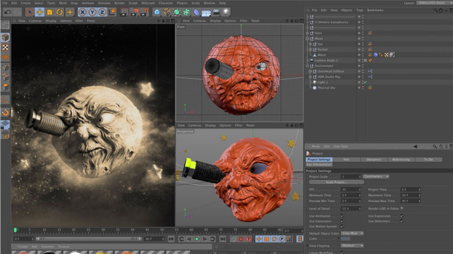 cinema 4d software free download for windows