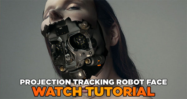 robot face tracking
