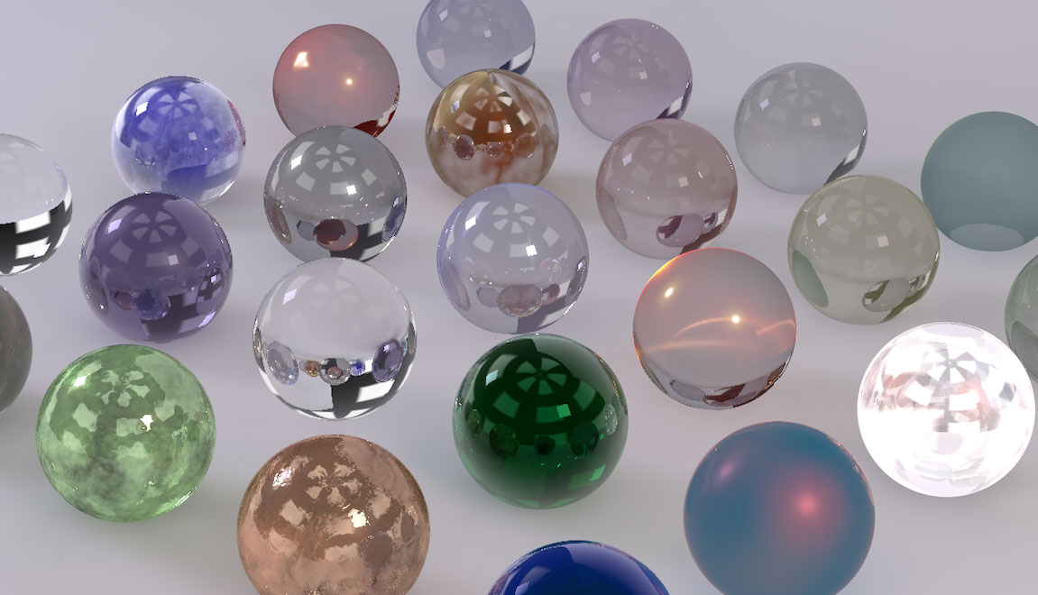 glass materials free cinema 4d « Cinema 4D Tutorials