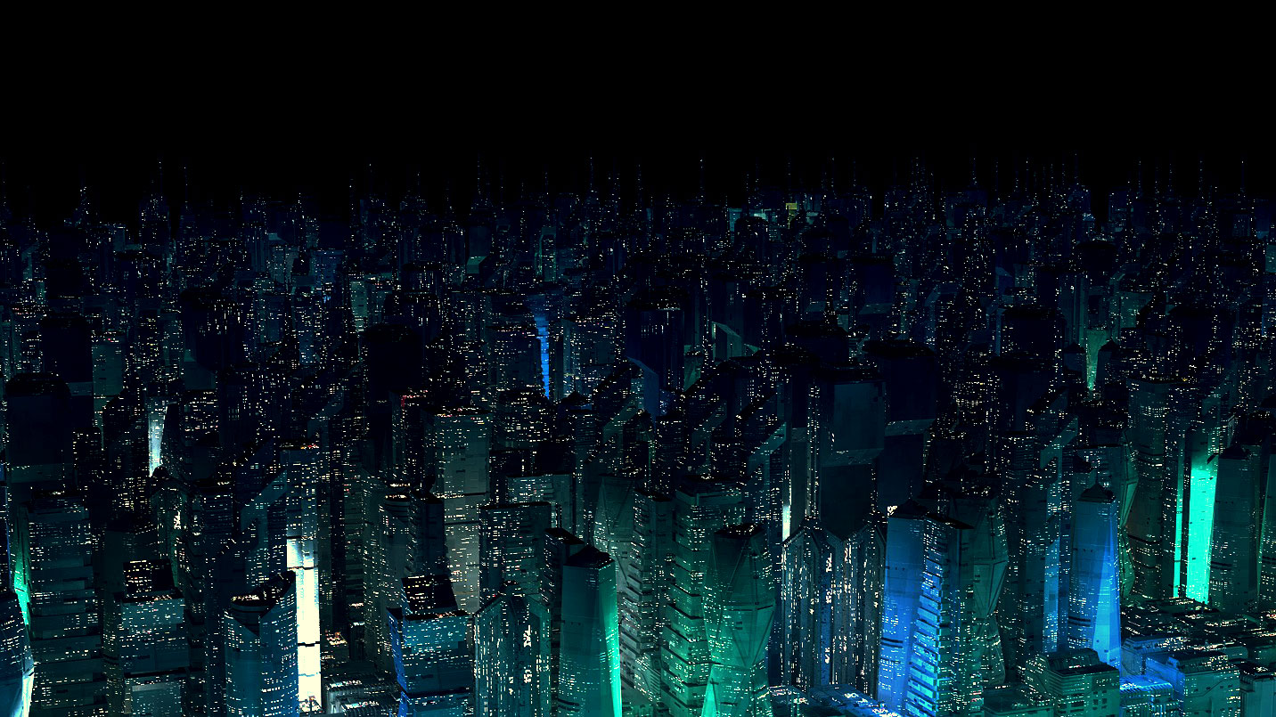 Night City Futuristic  U00ab Cinema 4d Tutorials