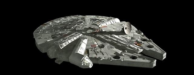 Millennium Falcon FREE 3d model « Cinema 4D Tutorials