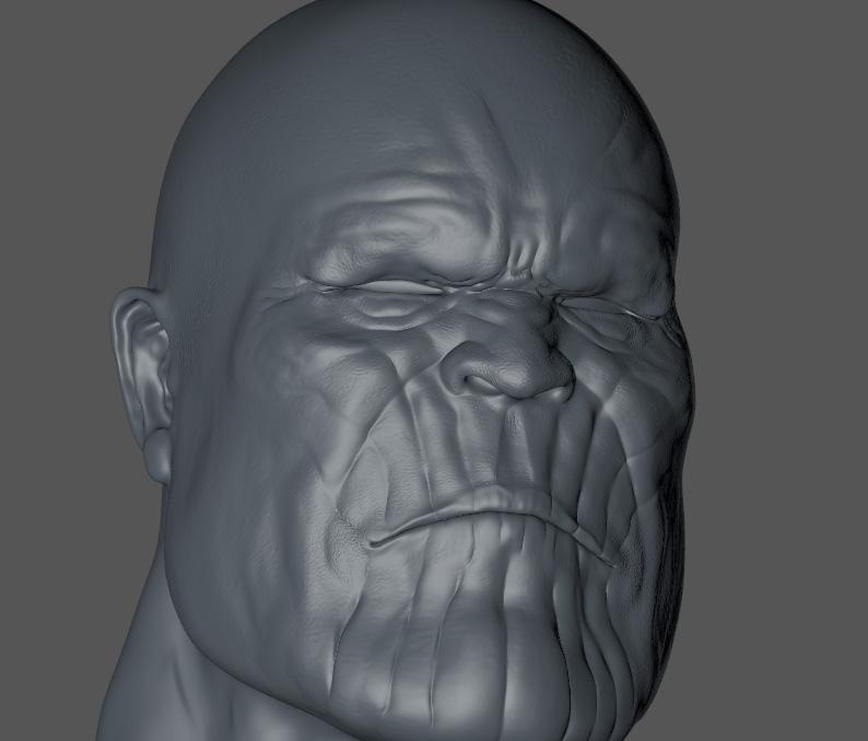 thanos sculpting free tutorial « Cinema 4D Tutorials