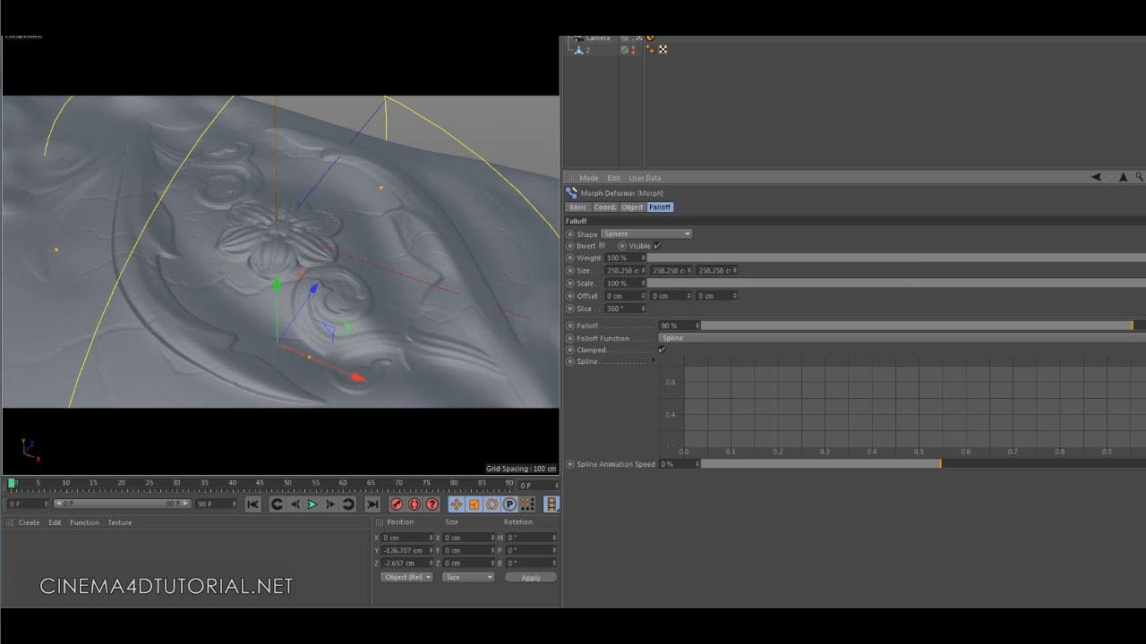 gluey tentacles tutorial xpresso « Cinema 4D Tutorials